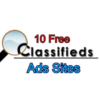 Free Classified Ads Website 2020