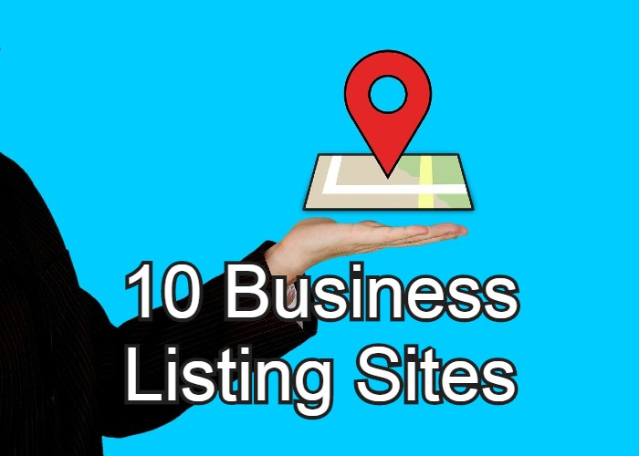 10 best business listing websites