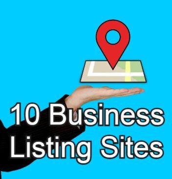 10 best business listing websites